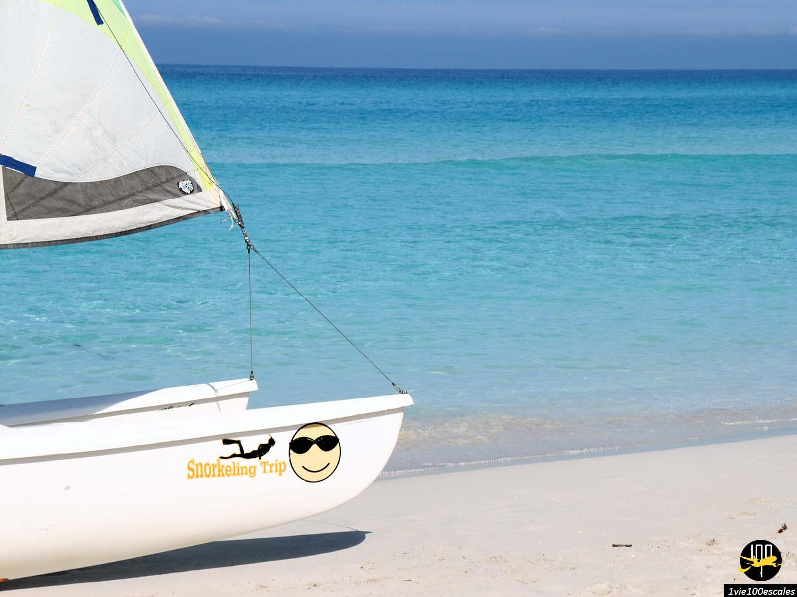 Faire du snorkeling à Varadero à Cuba