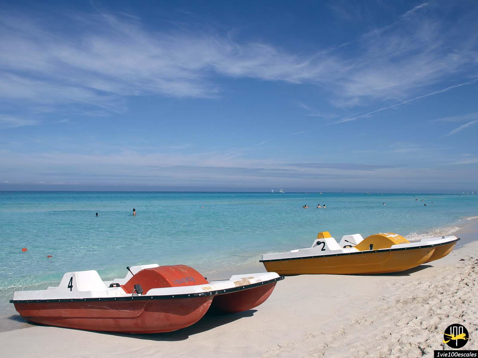 Le mois de décembre à Varadero à Cuba