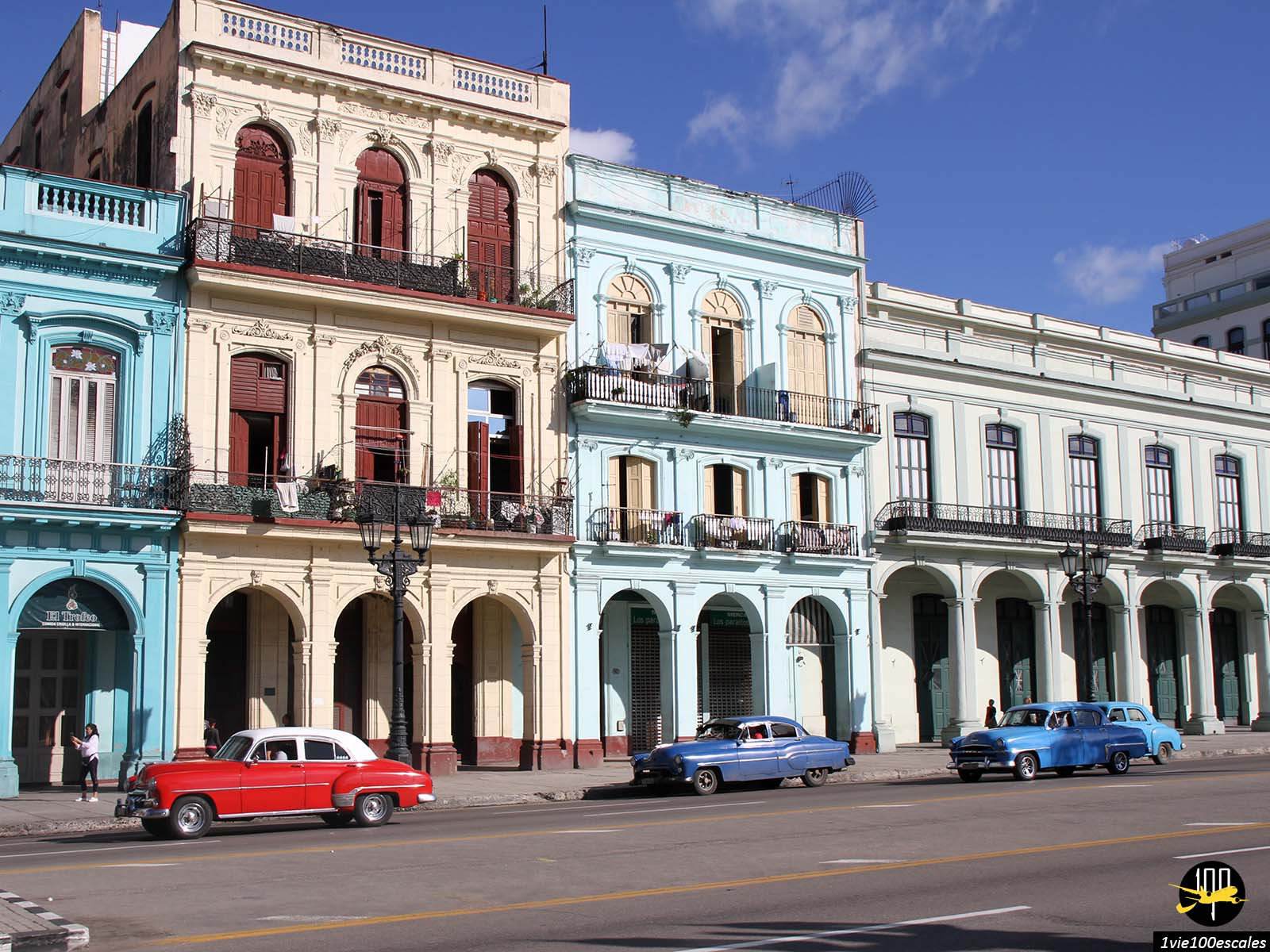 Escale #141 La Havane
