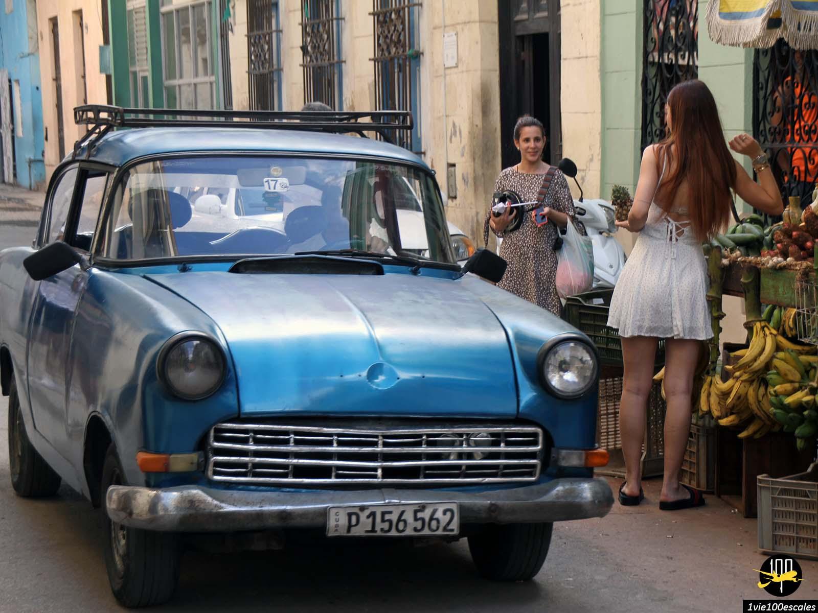 Une séance photo dans les ruelles de la vieille havane à Cuba
