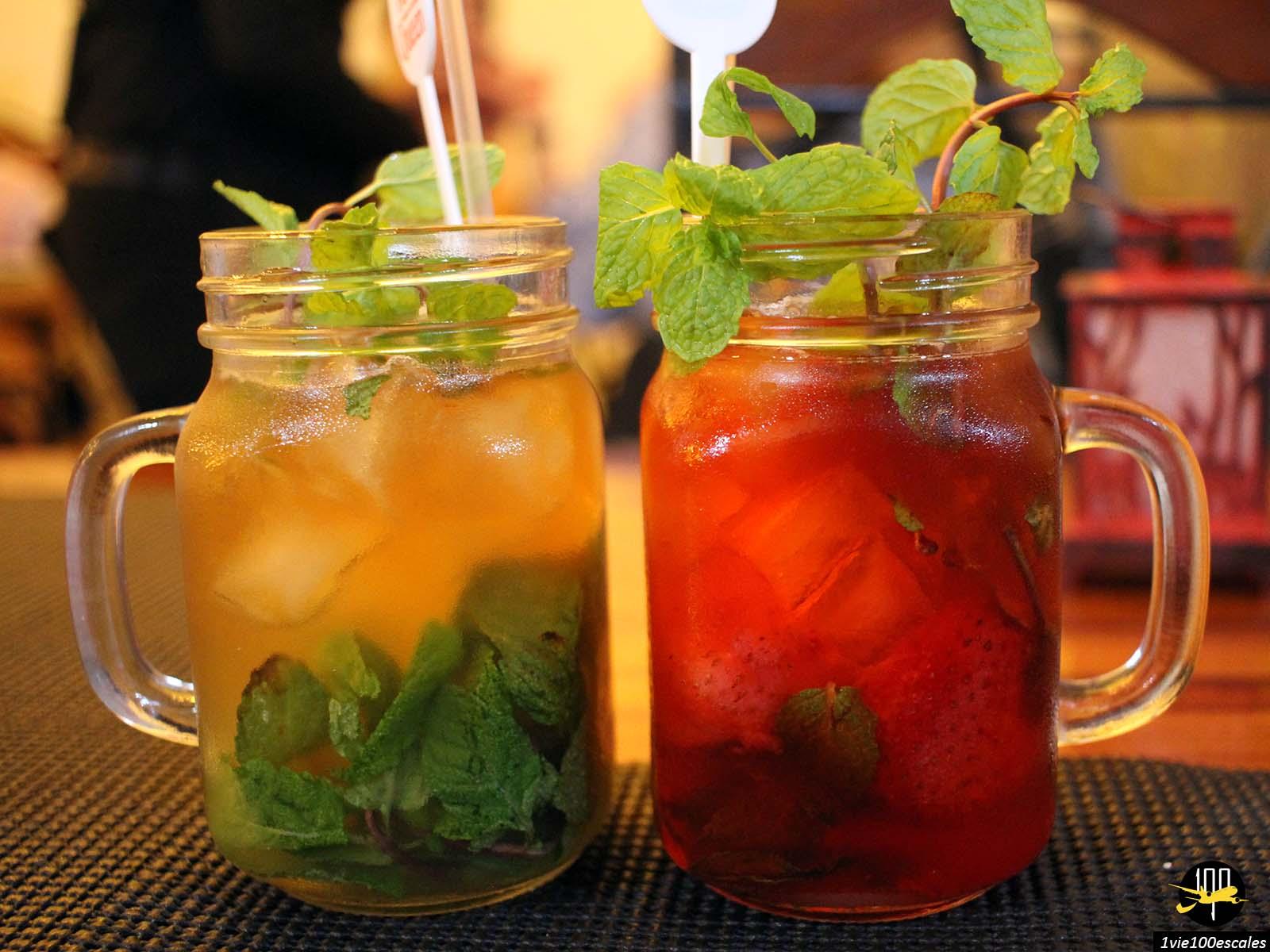 Le mojito la boisson typique de La Havane à Cuba