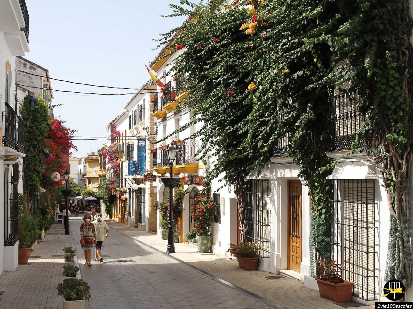 Escale #144 Marbella